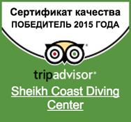 Trip Advisor Сертификат качества