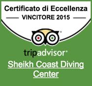 Trip Advisor Certificato di Eccellenza