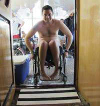 Servizi Disabili Diving Sharm