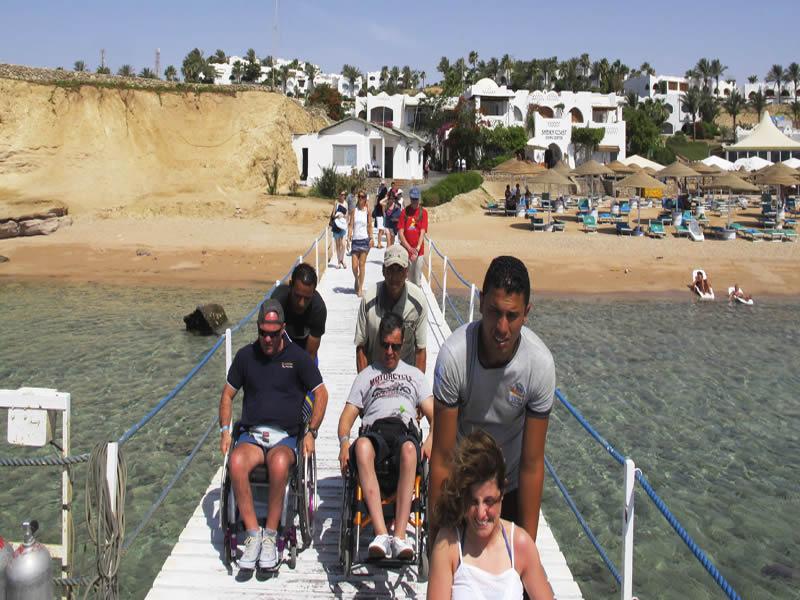 Strutture e servizi Disabili Sharm